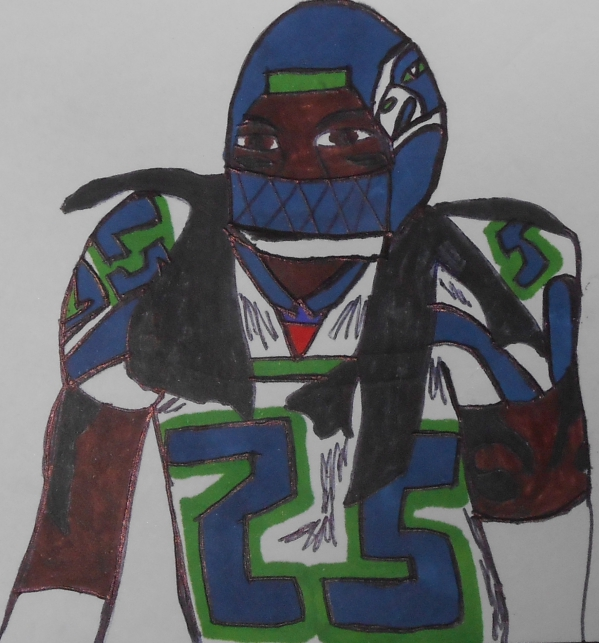 Richard Sherman by armattock